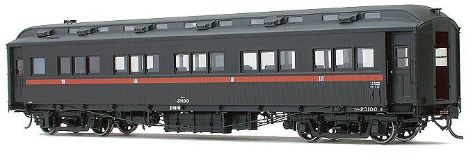 ムサシノモデル 鉄道省 ナハ22000形 中期型