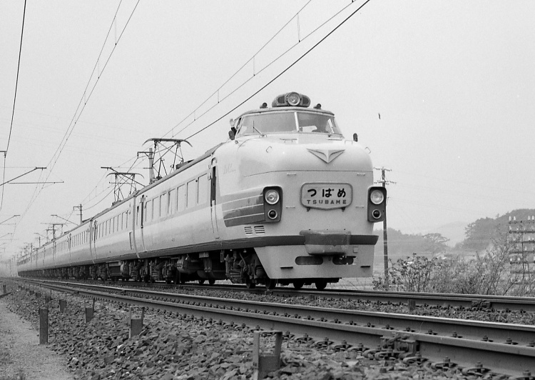 カツミ 181系 山陽特急 Aセット 4両